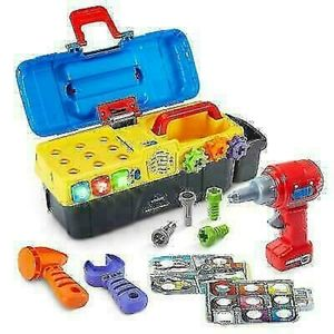 V-Tech Play And Learn Toolbox Working Drill Toy BR